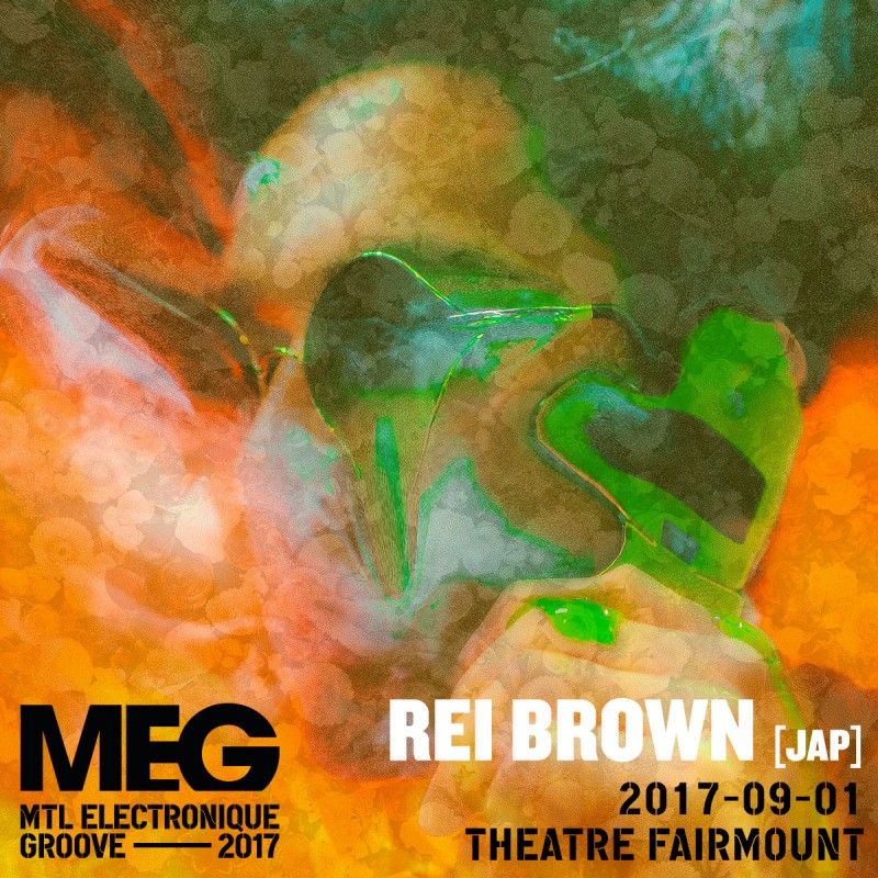 Rei Brown MEG 2017